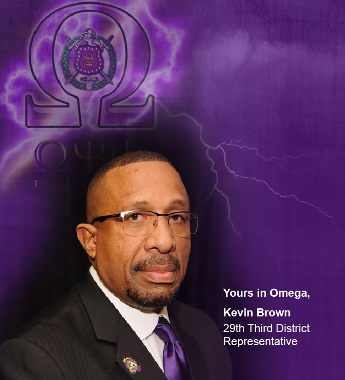 29th Third District Representative