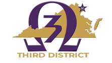 Third District Ques Logo