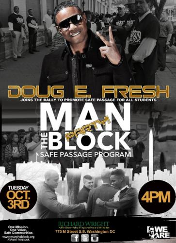 Man The Block